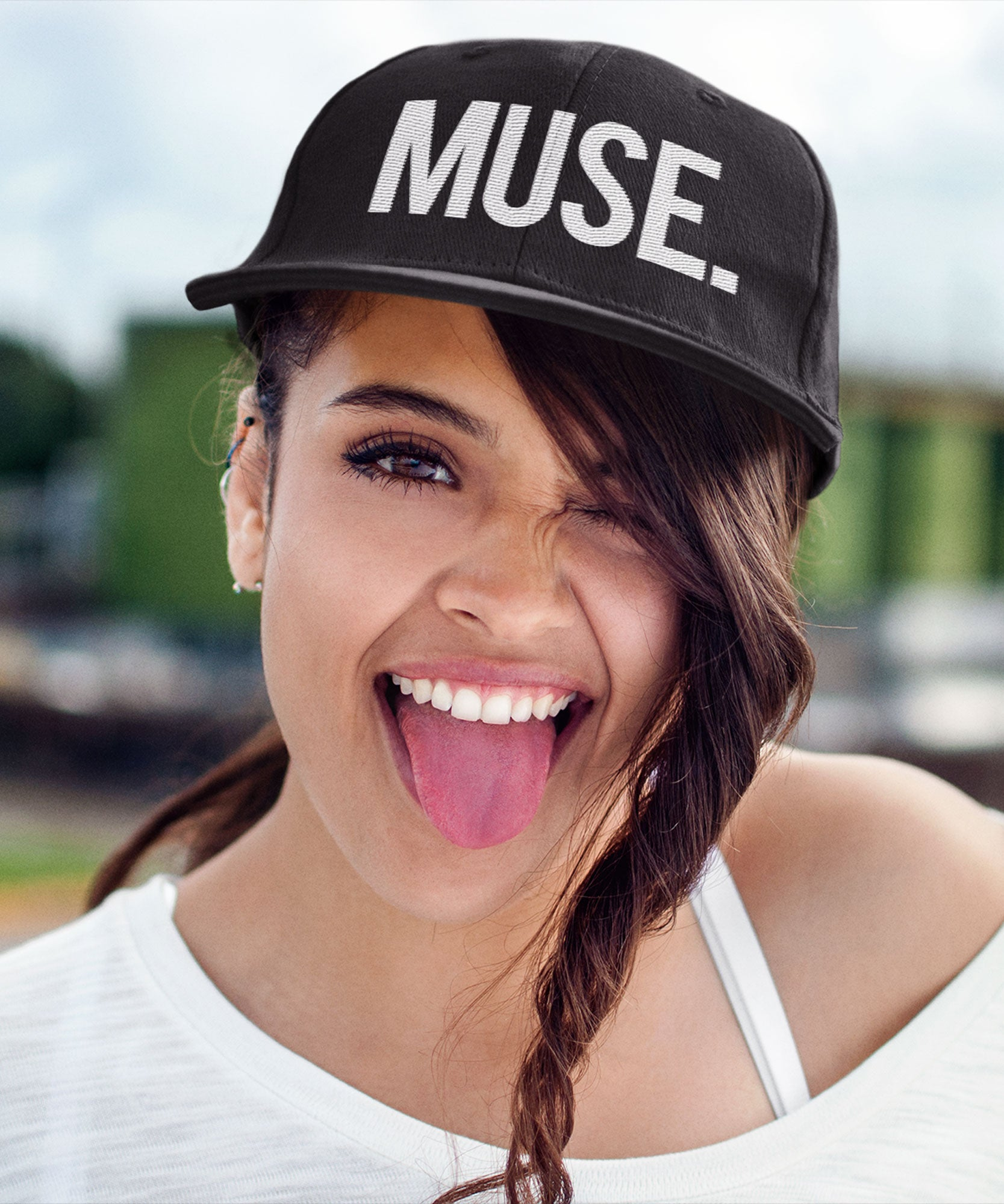 Muse Snapback Hat