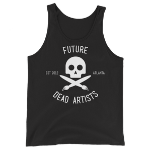 Open image in slideshow, FDA Unisex Tank Top