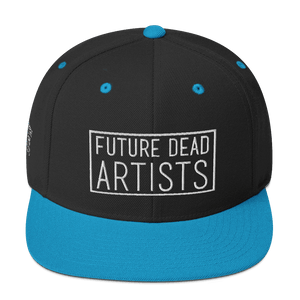 Open image in slideshow, FDA Snapback Hat