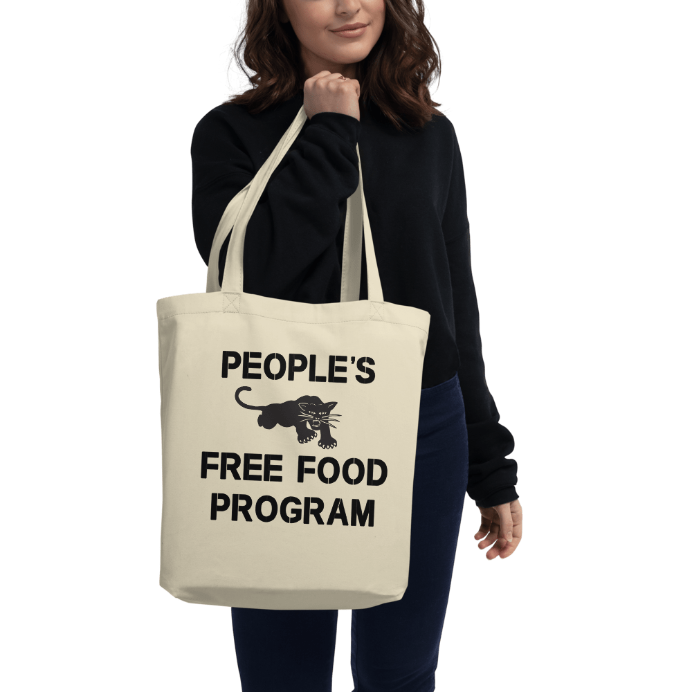 Free Food Tote Bag