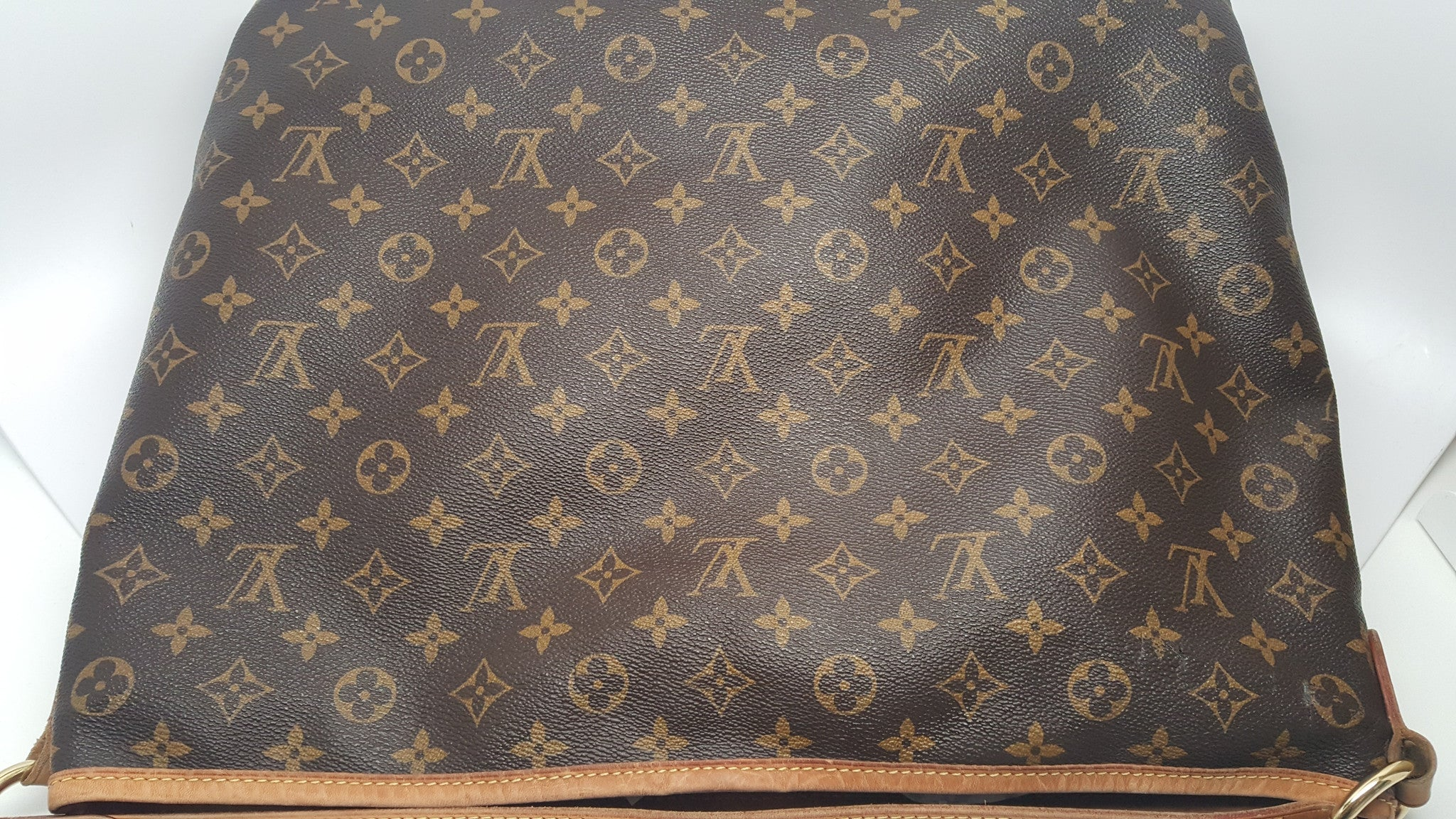 LOUIS VUITTON DELIGHTFUL MM MONOGRAM SHOULDER BAG