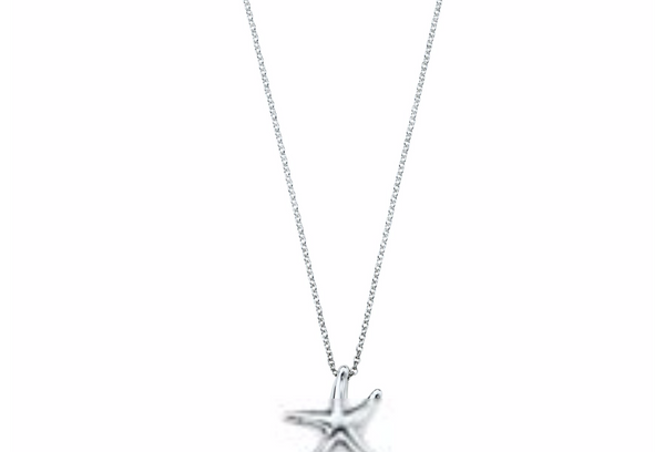 TIFFANY & CO. ELSA PERETTI STARFISH PENDANT