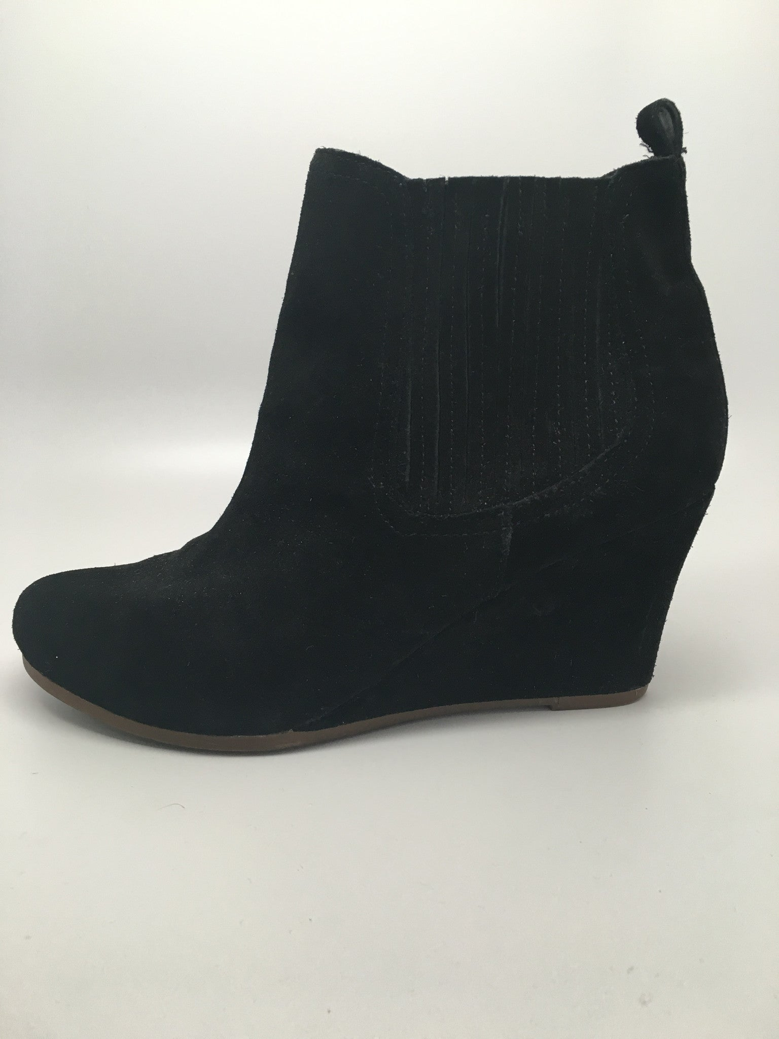 NEW DOLCE VITA POSIE WEDGE BOOTS SIZE 8 US