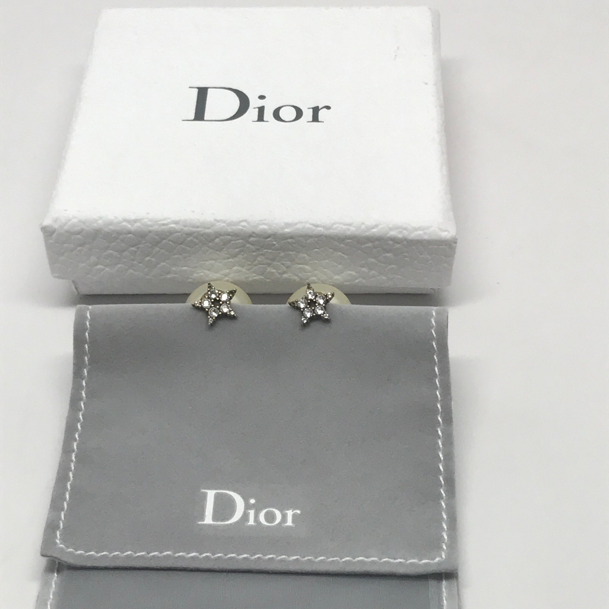 DIOR TRIBALES 'STAR' EARRINGS
