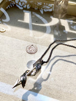 """The Flight Of The Arrow"" 1888 Design Necklace"