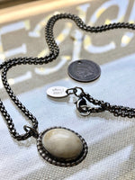 """Just like us"" 1888 Design Necklace"