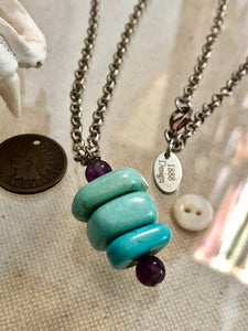 """Sacred Cairn"" 1888 Design Necklace"