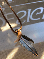 """The Flying Coyote"" 1888 Design Limited Run Necklace"