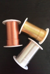 45 Foot Roll of Copper Wire - 20 Gauge Wire for Jewelry Making - Tarnish Resistant - Top Quality!