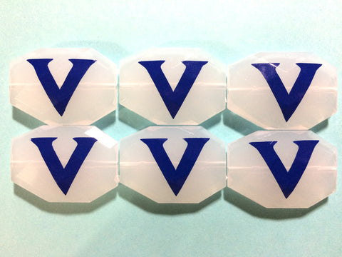 University of Virginia UVA Cavaliers Logo Beads