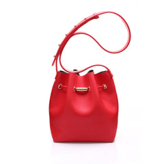sometime niko niko mini bag red tulip back