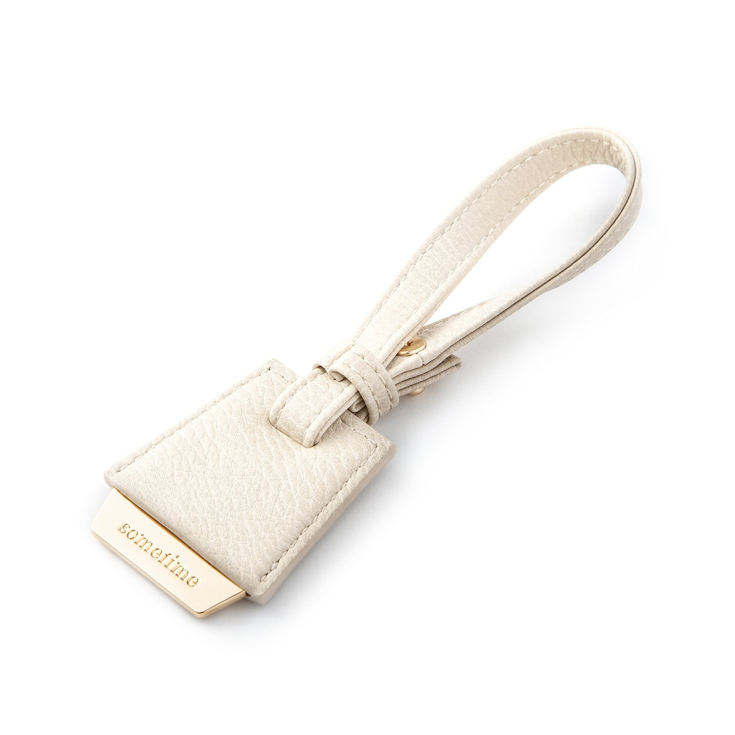 NIK BAG TAG - BEIGE