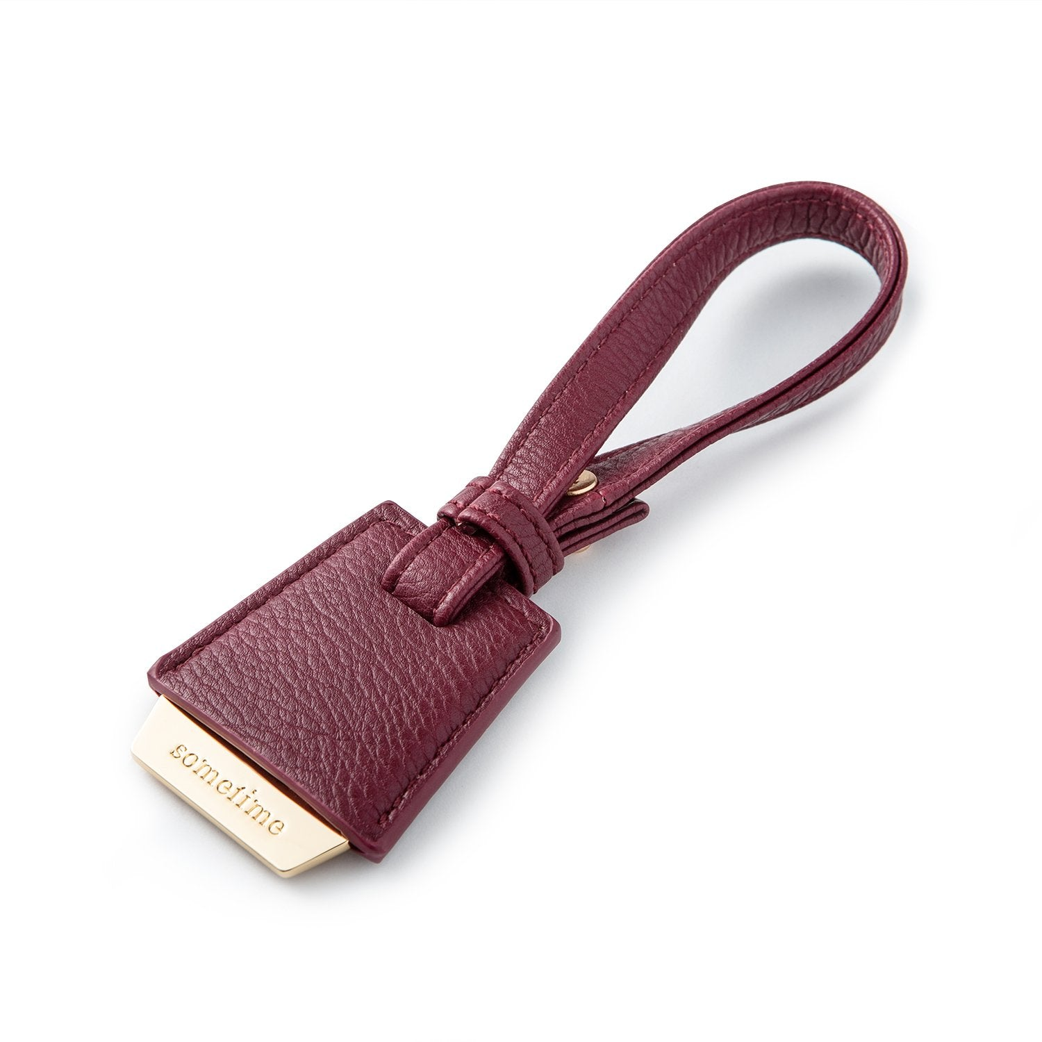 NIK BAG TAG - MAROON