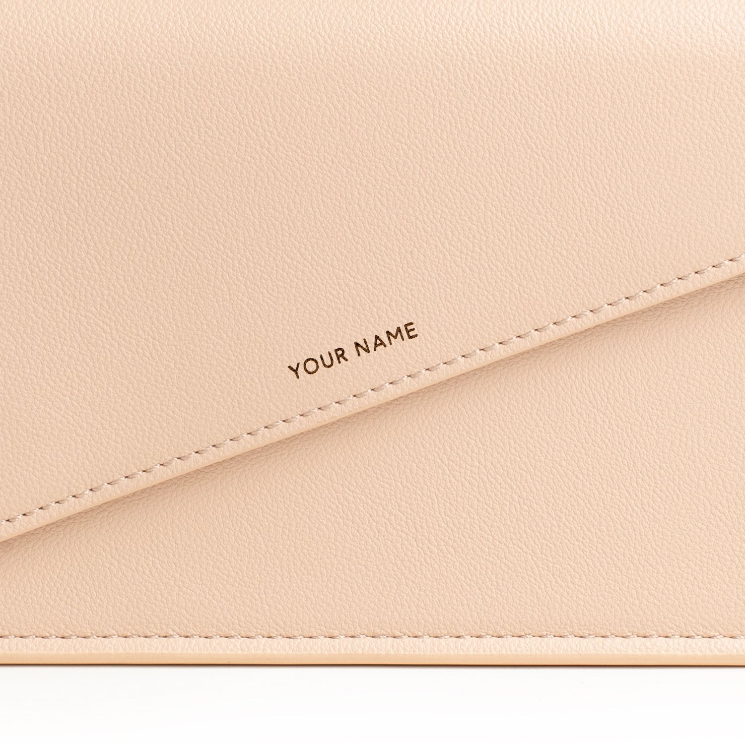 Kita Clutch - Soft Pink