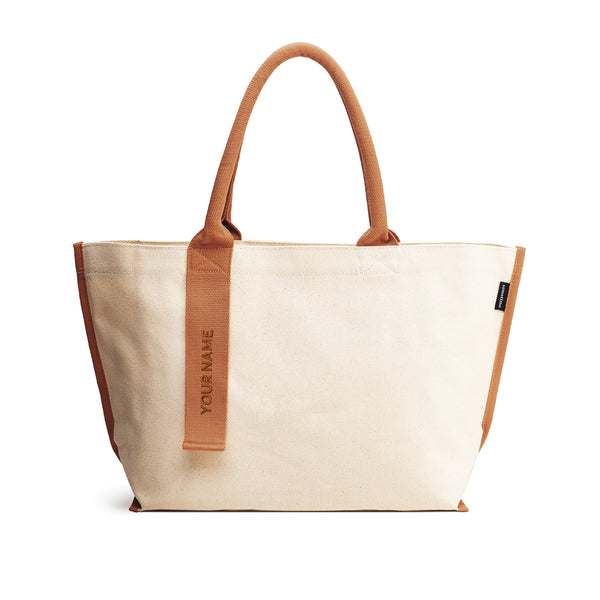 Eslona - Beige/Nude Brown