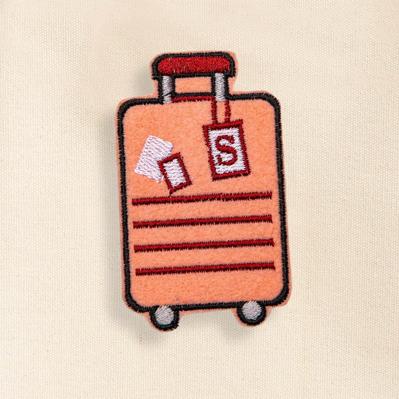 Travel Patches