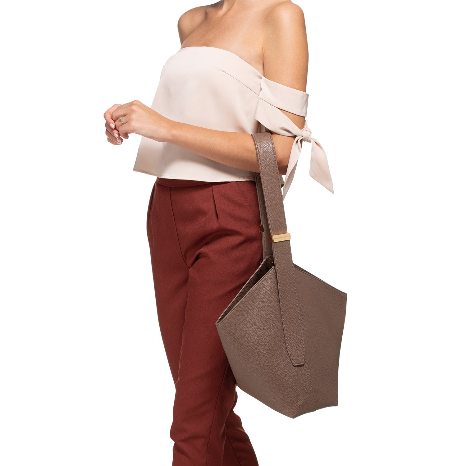 Ribag Hobo Mini - Mocha