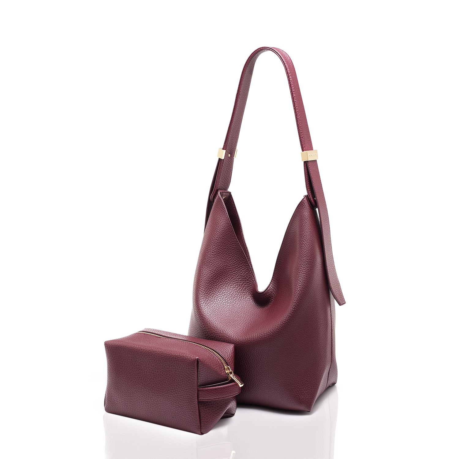 RIBAG HOBO MINI - MAROON