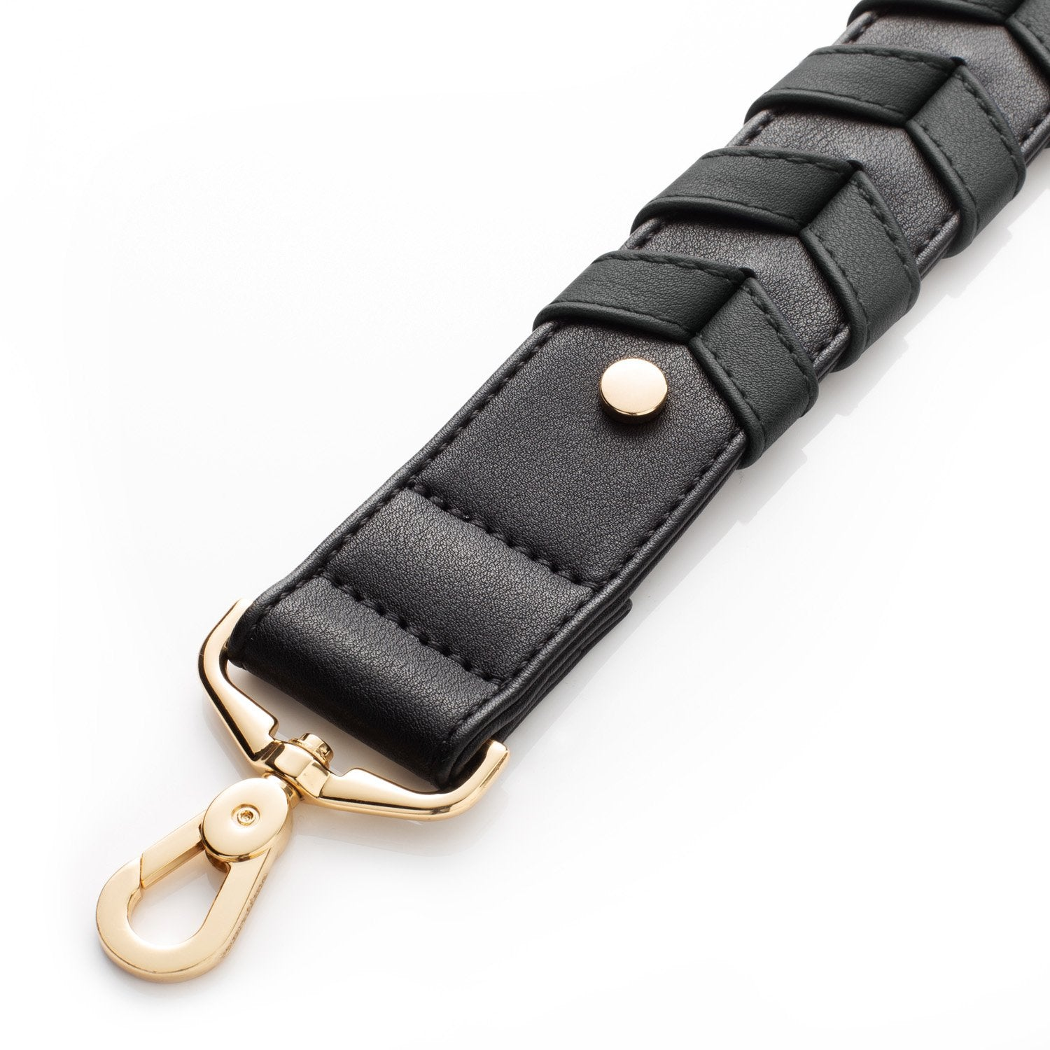 BRAIDED STRAP - BLACK