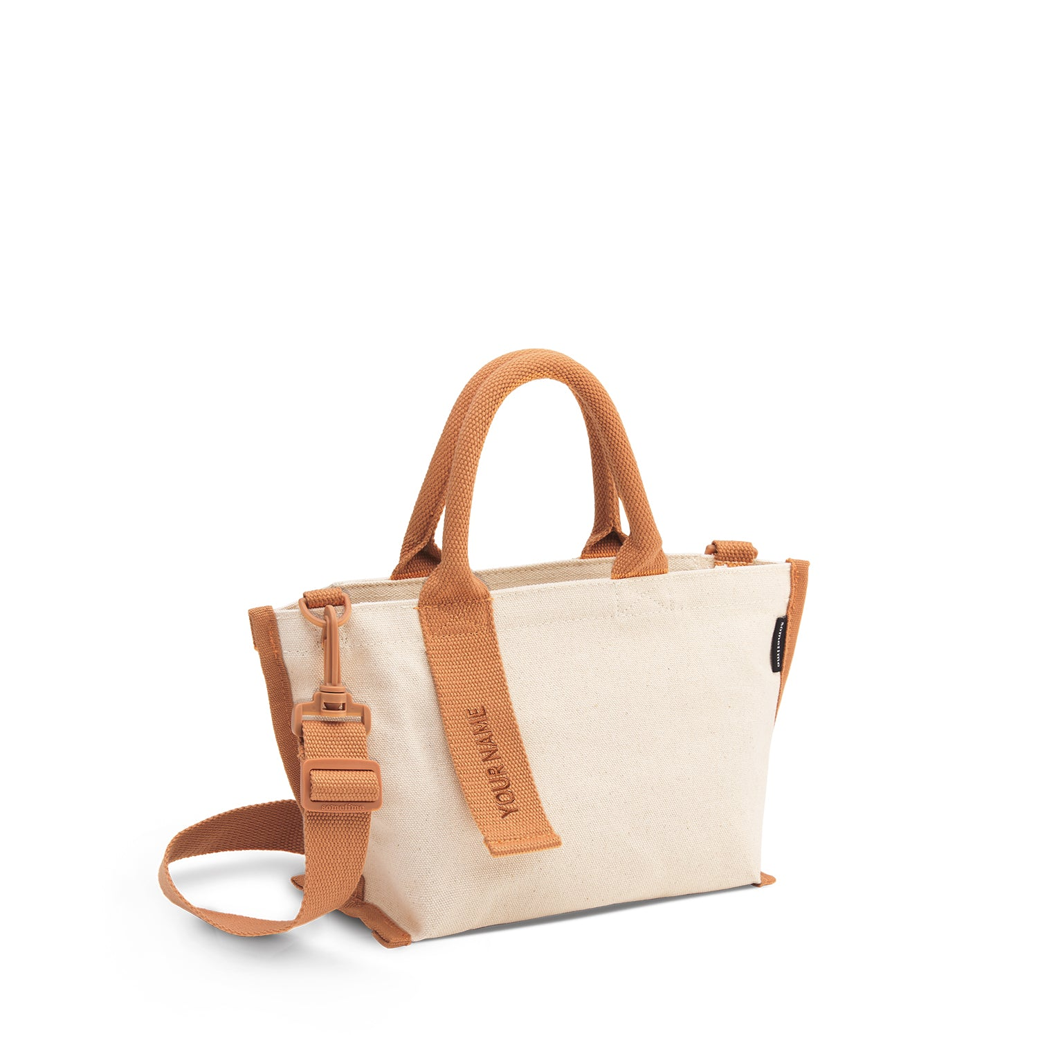 Eslona Mini - Beige/Nude Brown