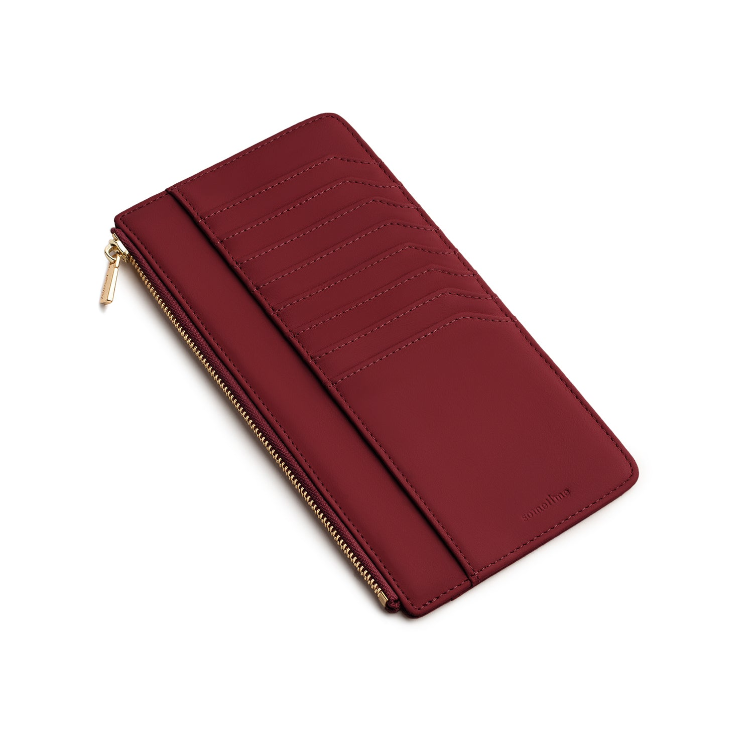 ESCARD L - WINE RED