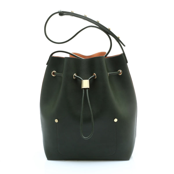 sometime niko niko mini bag emerald front
