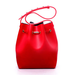 sometime niko niko bag red tulip back