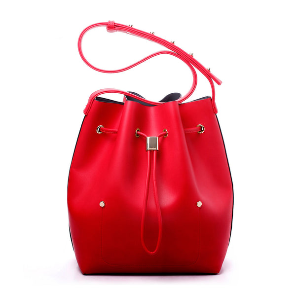 sometime niko niko bag red tulip front