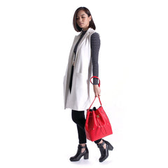 sometime niko niko bag red tulip m2