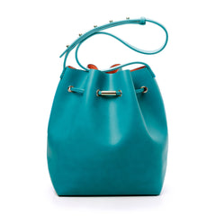 sometime niko niko bag teal back