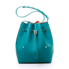 sometime niko niko bag teal front