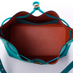 sometime niko niko bag teal inner