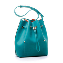 sometime niko niko bag teal perspective