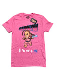 CAPCOM STREET FIGHTER DAN MOVE SET TEE