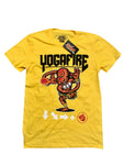 CAPCOM STREET FIGHTER DHALSIM MOVE SET TEE