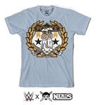 "WWE x NERDS BREEZANGO ""FASHION PO-PO"" TEE"
