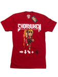 CAPCOM STREET FIGHTER KEN MOVE SET TEE