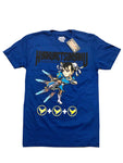 CAPCOM STREET FIGHTER CHUN-LI MOVE SET TEE