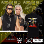 "WWExNERDS Miz & Maryse ""Red Carpet"" Tee"