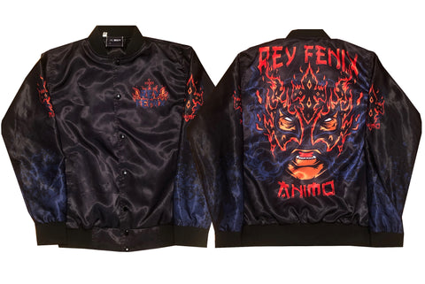 "REY FENIX ""ANIMO"" JACKET"