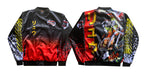 "CAPCOM STREET FIGHTER ""STREET ART"" RYU JACKET"