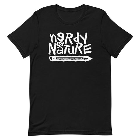 NERDY BY NATURE TEE