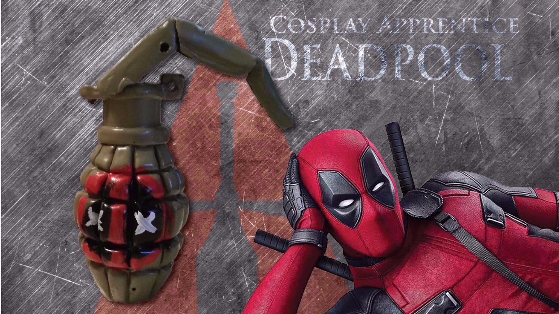 How to make Deadpool Grenades