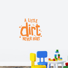 A Little Dirt