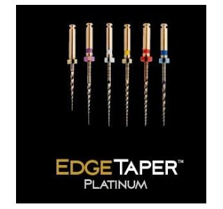 EdgeTaper Platinum 25mm Assorted Files (6pcs/pack)