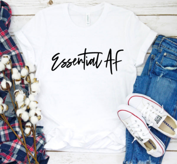Essential AF Graphic Tee