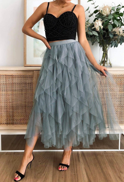 Life Is A Party Tulle Skirt