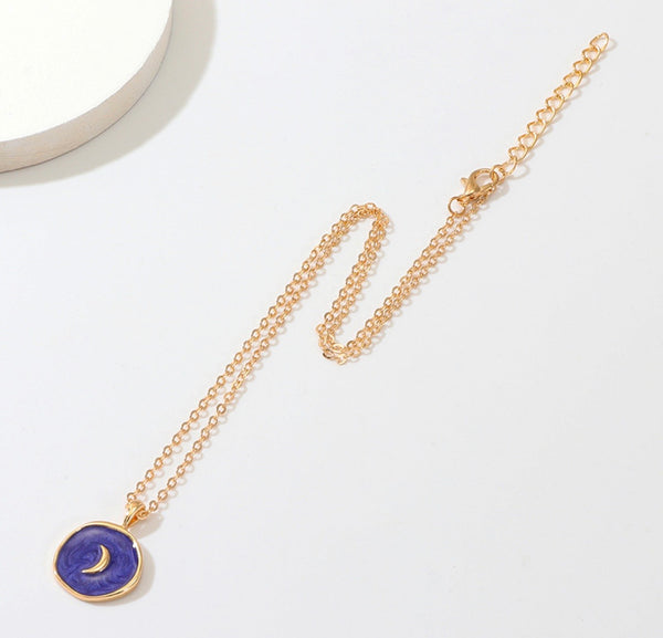 Day Dreamer, Night Thinker Necklace