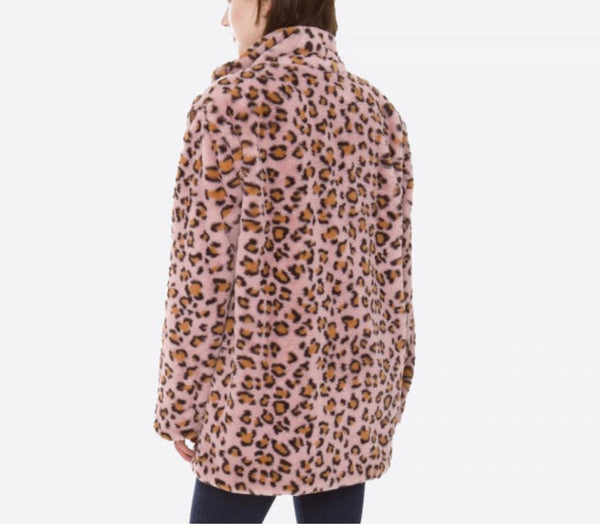 Wild At Heart Leopard Jacket