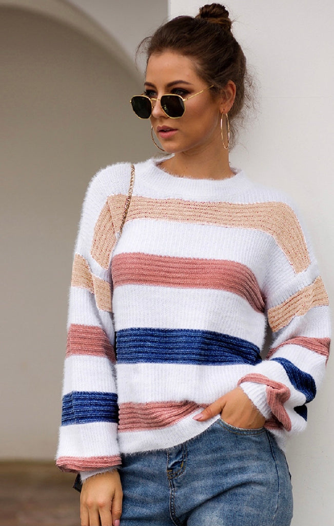 Color My World Mohair Sweater